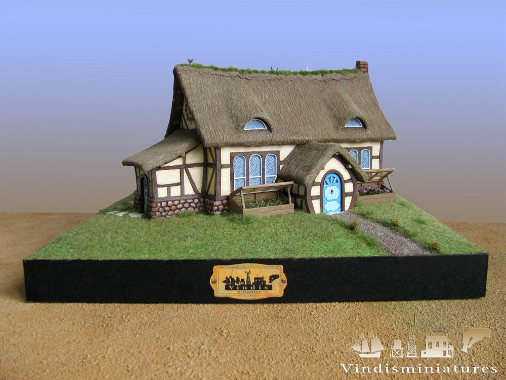 vindis miniatures cr ateur de b timents miniatures d 39 objets 3d. Black Bedroom Furniture Sets. Home Design Ideas